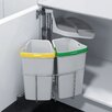 oeko pull out trash can manual