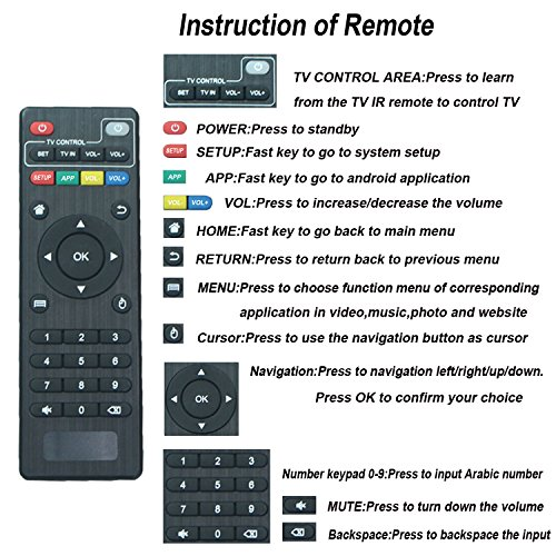 android tv remote control manual
