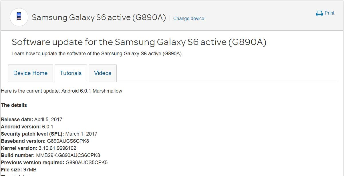 how to manually update s7 edge to n