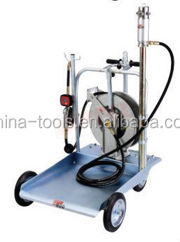 manual pump truck and trolley