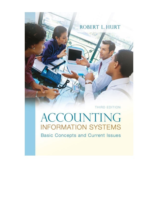 basic elements of manual accounting system