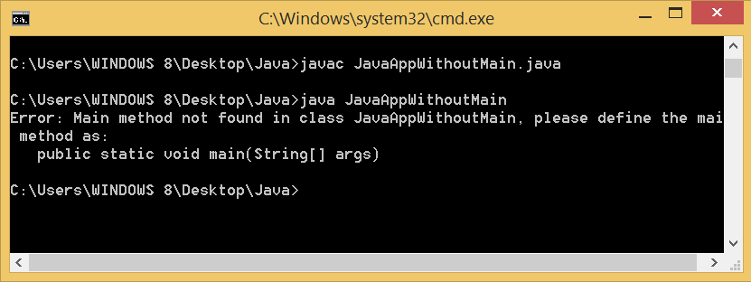 how to manually run a method in java