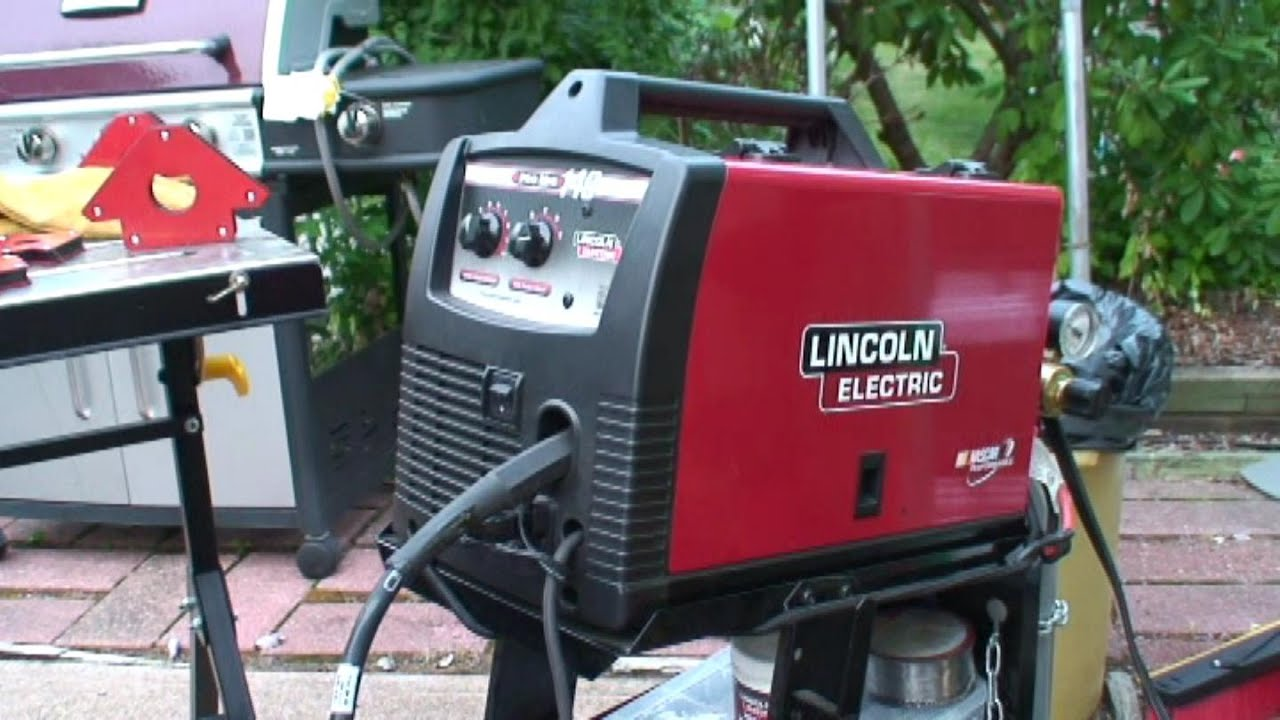 lincoln electric 140 mig welder manual