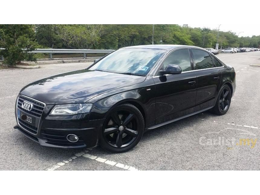 audi a4 sport package 2018 user manual