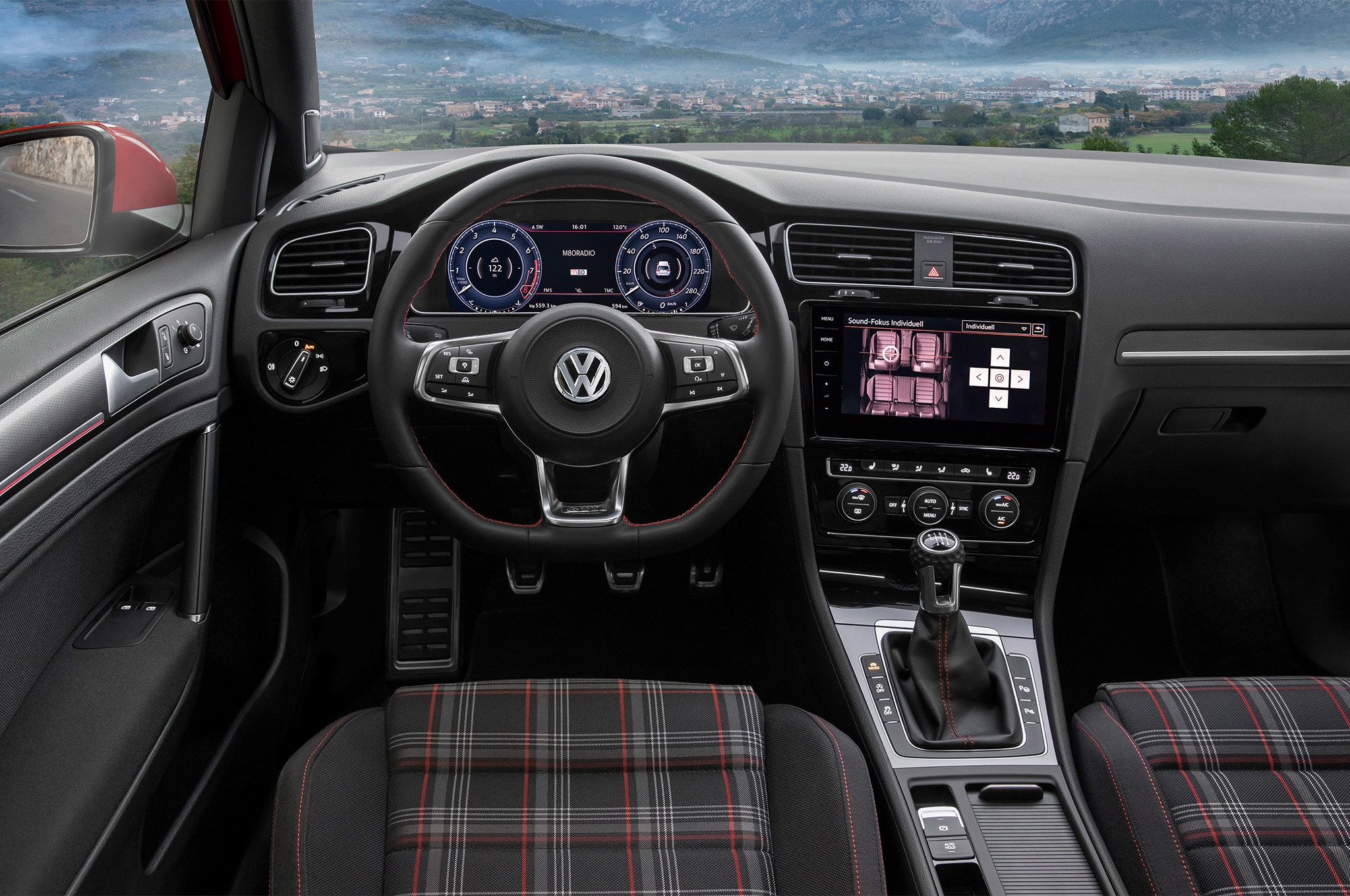 golf gti automatic or manual