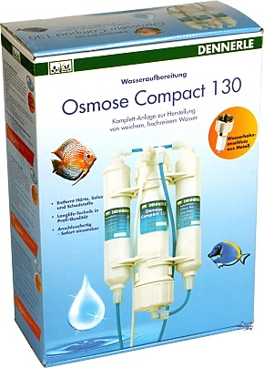 dennerle osmose compact 130 manual