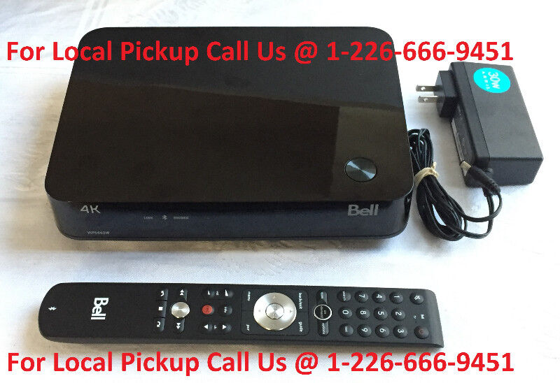 bell fibe whole home pvr manual