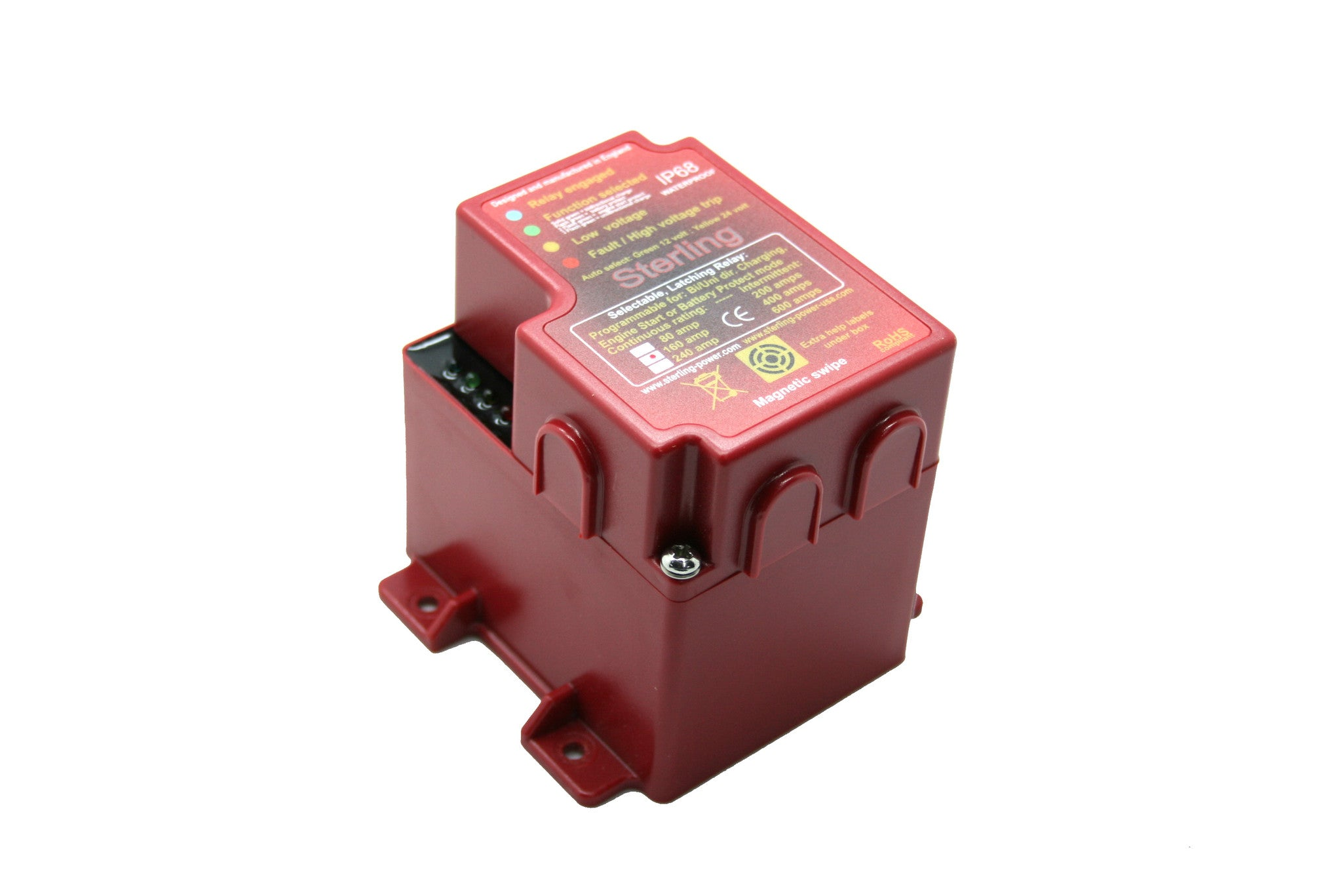 used sf-4022 manual charger with engine start and battery tester